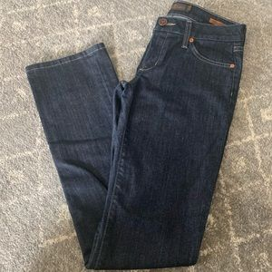 Woman's Dylan George Stephanie straight jeans